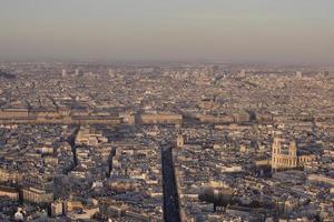 norr om Paris foto
