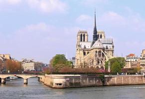 norte dame paris