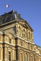 Louvren i Paris foto