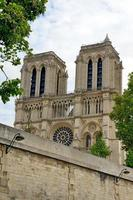 gamla gotiska katedralen foto
