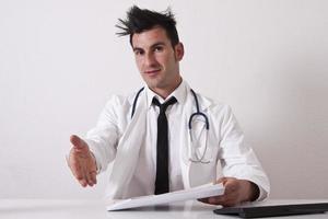 läkarkonsultation foto