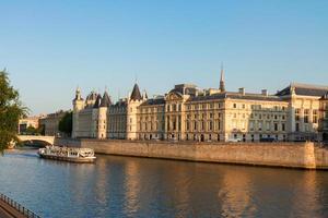 la conciergerie, Paris, Frankrike foto