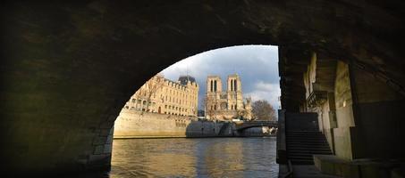 Notre-Dame katedral - Paris foto