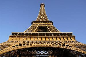 Eiffeltornet i Paris foto