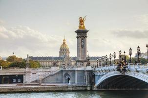 alexander iii bridge i paris