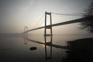 blå bro foto