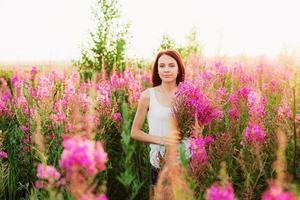 porträtt kvinnor. foto
