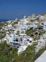 Santoriniön foto