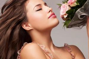 skönhet porträtt foto