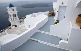 ö i santorini, Grekland