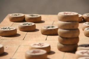 kinesiskt schack foto