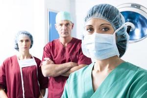 medicinskt team foto