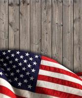 amerikanska flaggan foto