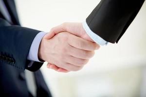 handskakning foto