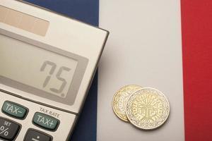 högsta skattesatsen i Frankrike foto