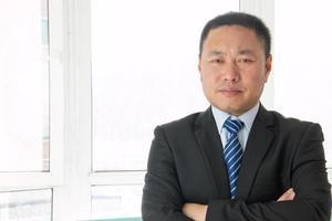 asiatisk affärsman
