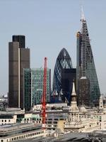 staden London ett av de ledande centra för global finansiering