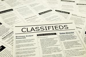 karriärnyheter på klassificerade annonser, sökjobb foto