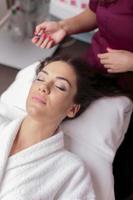 kosmetisk behandling foto