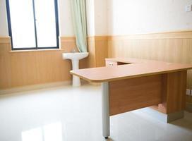 läkares arbetsplats foto