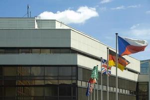 internationellt hotell i Prag foto