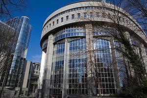 Europaparlamentet foto