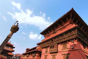 patan kathmandu nepal foto