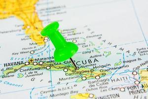 flyger till Kuba