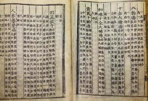 dongui bogam, exempel på koreansk medicin foto