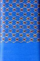 thai silkemotivmönster foto