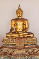 gyllene buddha foto