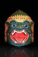 hanuman mask foto