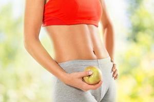 hälsosam livsstil foto