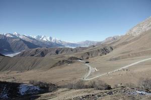 kaukasiska berg