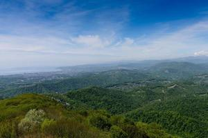 kaukasiska berg foto