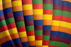 varmluftsballonger över cappadocia, Turkiet foto