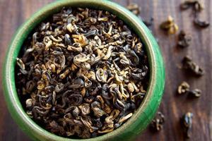 elit torkat svart te