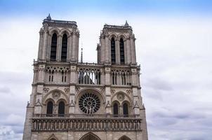 katedralen Notre Dame foto