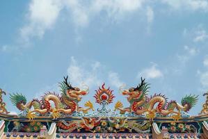 färgglada draken 3 foto