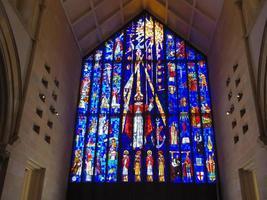 inomhus kyrka i Hawaii foto