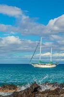 kihei segelbåt foto