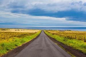 vacker väg foto