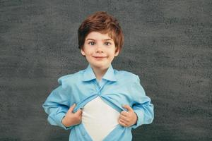 barn porträtt