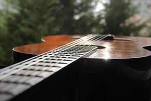 akustisk foto