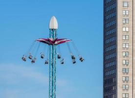 karusell i London.
