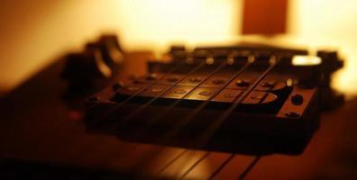 gitarrformer foto