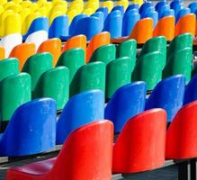färgglada mönster foto