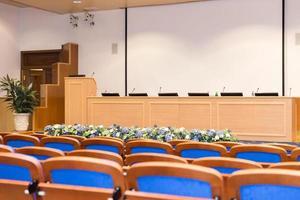 konferenshall foto