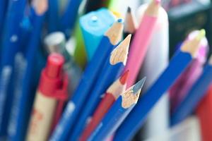penna anteckningsbok ritning shotnote för företag och utbildning foto