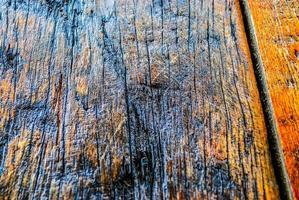 industriell träparkettvägg